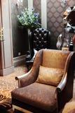 De stoel van de hoek Stock Foto's
