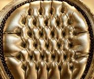 De stoel van de luxe Stock Foto's