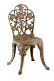 De stoel van de tuin Stock Afbeelding