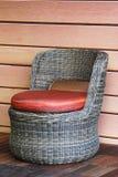 De stoel van het bamboe Royalty-vrije Stock Afbeelding