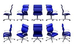 De stoel van het bureau vector illustratie