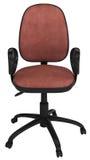 De stoel van het bureau Stock Afbeeldingen
