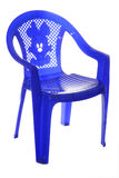 De stoel van het kind Stock Foto's