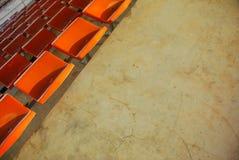 De Stoel van het stadion Stock Afbeeldingen