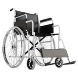 De stoel van het wiel Stock Afbeelding