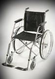De stoel van het wiel Royalty-vrije Stock Foto's