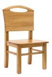 De stoel van kinderen stock foto