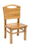 De stoel van kinderen royalty-vrije stock foto's