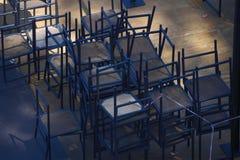 De stoel van de stoelstoel en stoel royalty-vrije stock afbeeldingen