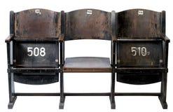 De stoelen van de bioskoop Royalty-vrije Stock Fotografie