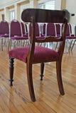 De stoelen van de groep Royalty-vrije Stock Afbeelding