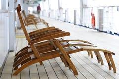 De stoelen van de zitkamer Stock Foto