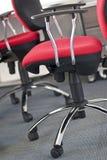 De stoelen van het bureau Royalty-vrije Stock Foto