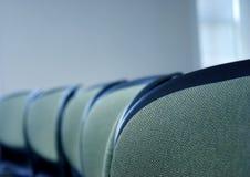 De stoelen van het bureau Stock Afbeelding