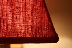 De Stof van de lamp Stock Afbeeldingen