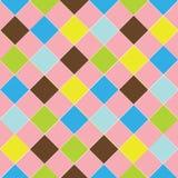 De stof van de manier, textuurpatroon royalty-vrije illustratie
