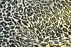 De stof van de tijger Stock Foto