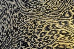 De stof van de tijger Royalty-vrije Stock Foto's