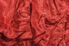 De stof van het kunstgordijn Royalty-vrije Stock Afbeeldingen