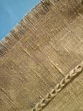 De stof van het linnen Royalty-vrije Stock Foto's