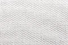De stof van het textuurcanvas Stock Afbeelding