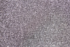 De stof van het textuurcanvas als achtergrond Stock Foto