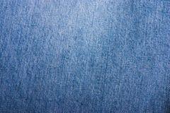 De stof van jeans royalty-vrije stock afbeelding