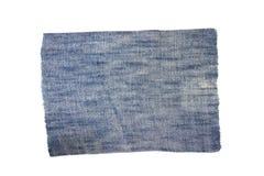 De stof van jeans Royalty-vrije Stock Foto's