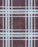 De stoffenachtergrond van het geruite Schotse wollen stof Royalty-vrije Stock Foto's