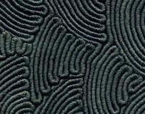 De stoffenpatroon van de handtas Stock Afbeeldingen