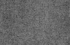 De stoffentextuur van de close-up grijze kleur Stock Afbeelding