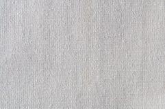 De stoffentextuur van de close-up witte of lichtgrijze kleur Royalty-vrije Stock Foto