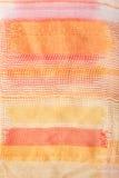De stoffentextuur van de sjaal Royalty-vrije Stock Foto's