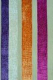 De stoffentextuur van het streeppatroon Royalty-vrije Stock Afbeelding