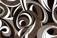 De stoffentextuur van patronen. Royalty-vrije Stock Foto's