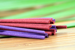 De stok van Aromatherapy Stock Afbeeldingen