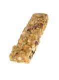 De stok van het fruit van muesli die op wit wordt geïsoleerds Stock Afbeelding