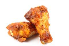 De stok van kippenvleugels Stock Foto's