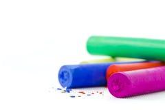 De stokken van de pastelkleur Stock Foto
