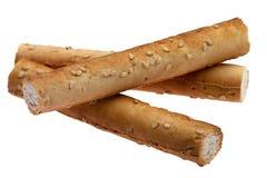 De stokken van het brood stock afbeelding