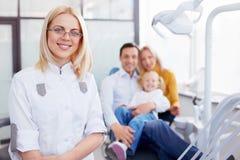 De stomatologie Royalty-vrije Stock Foto's