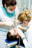 De stomatologie Royalty-vrije Stock Afbeeldingen