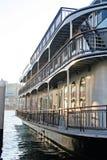 De Stoomboot van de peddel Royalty-vrije Stock Afbeelding
