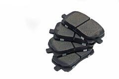 De Stootkussens van de rem stock afbeelding