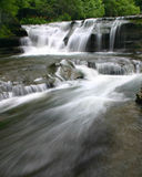 De Stormloop van de rivier Royalty-vrije Stock Foto's