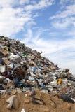 De stortplaats van het vuilnis Royalty-vrije Stock Afbeeldingen