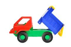 De stortplaatsvrachtwagen van het stuk speelgoed Royalty-vrije Stock Foto