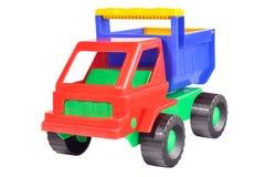 De stortplaatsvrachtwagen van het stuk speelgoed Royalty-vrije Stock Fotografie