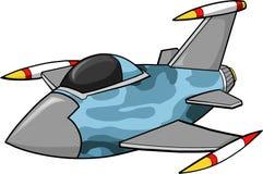 De straal Illustratie van de Vechter vector illustratie