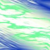 De straal van de energie Stock Afbeelding